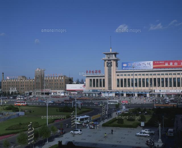 チチハル駅[25739013473]| 写真...