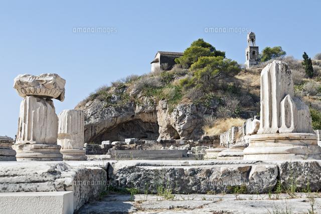 エレウシス遺跡の大前門[2578100...