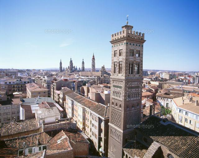 聖マグダレナのムデハル様式の塔...