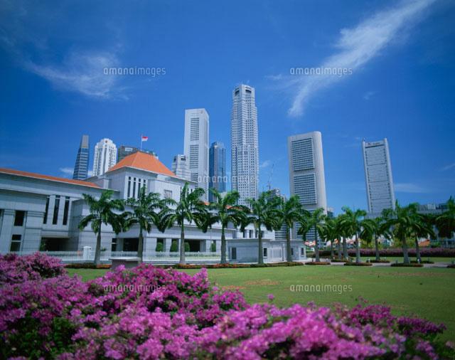 国会議事堂 シンガポール[258260...