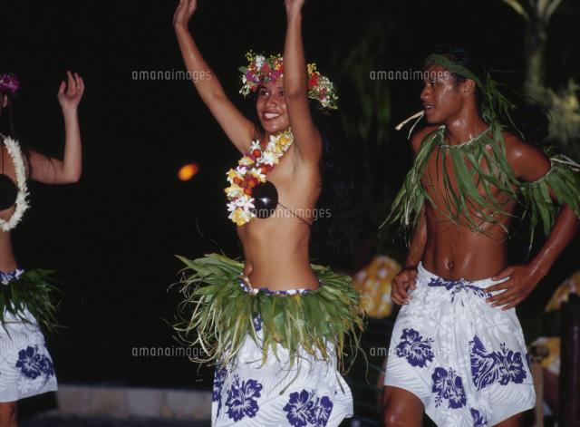 ポリネシアン・ダンス[259470356...