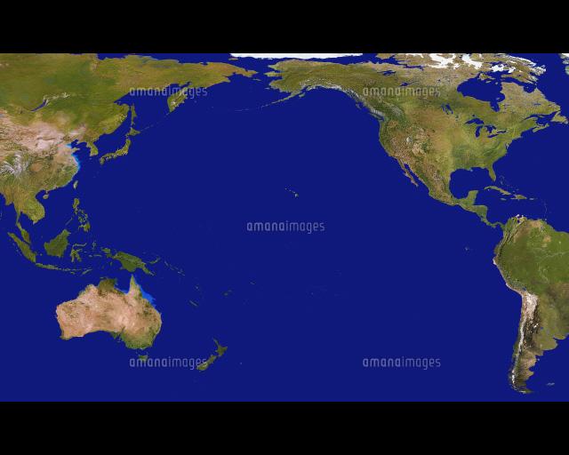 環太平洋地域[25982000049]| 写...