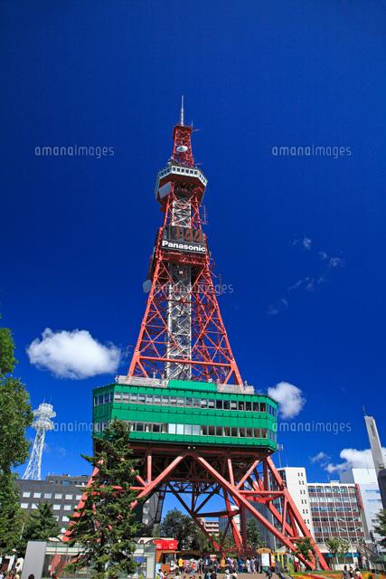 札幌テレビ塔25998001419の写真素材イラスト素材アマナイメージズ