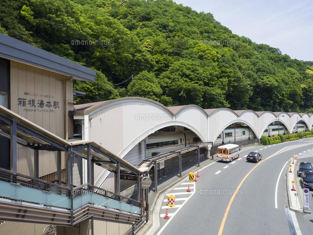 箱根湯本駅26033005086の写真素材イラスト素材アマナイメージズ