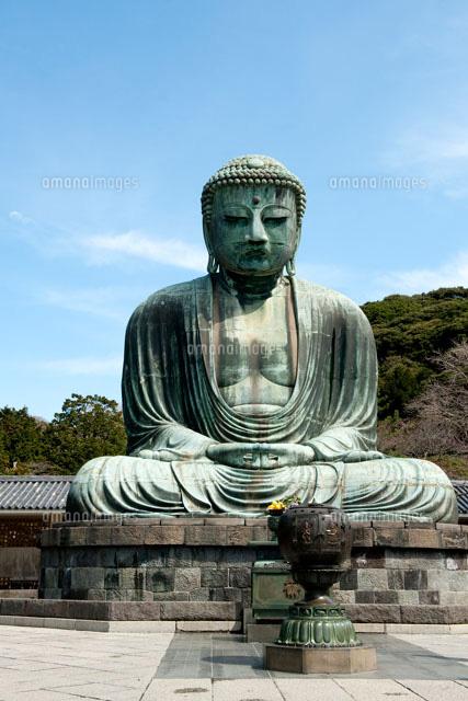 鎌倉大仏26058008819の写真素材イラスト素材アマナイメージズ