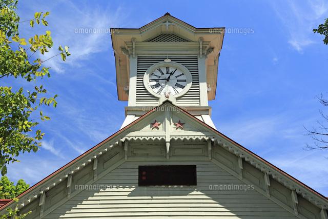 札幌市時計台26105014910の写真素材イラスト素材アマナイメージズ