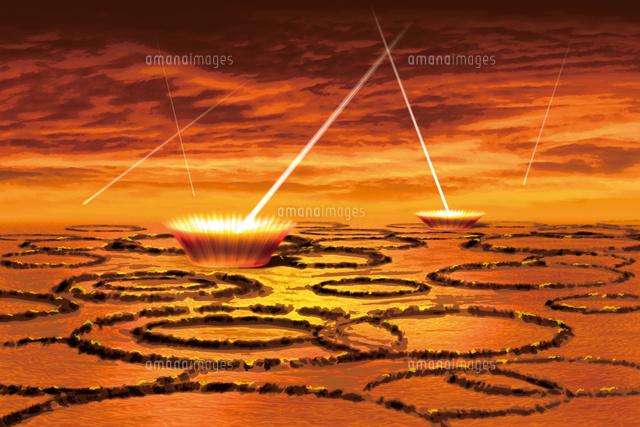 マグマオーシャン ジャイアントインパクト直後の原始地球の姿