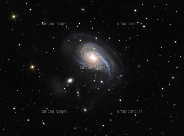 牡羊座の渦巻星雲 NGC 772[32268...