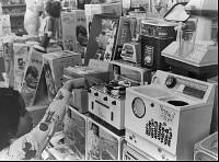 おもちゃ売り場でも電化進む(撮影月日不明)【要事前申請】