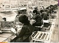 1977年 ソニー一宮工場(撮影月日不明)【要事前申請】