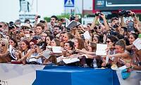 ANDREW GARFIELD FANSACTOR99 HOMES. PREMIERE71ST VENICE FILM FESTIVALLIDO, VENICE, , ITALY29 August 2