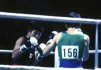 1976 モントリオールオリンピック kishimotoの出版・報道・教育の写真・画像素材
