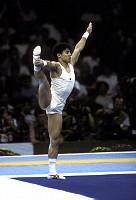 1988 ソウルオリンピック kishimotoの出版・報道・教育の写真・画像素材