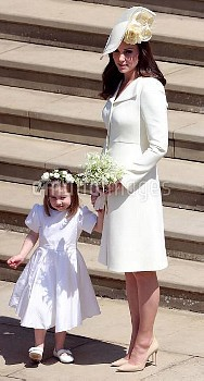 Princess Charlotte, Kate Duchess of Cambridge