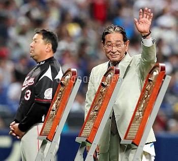 【要事前申請】野球殿堂入りした星野仙一さん