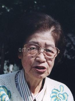 【要事前申請】元東邦大学理事の猿橋勝子さん