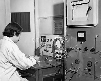 【要事前申請】放射能汚染の測定 気象研究所の猿橋勝子博士(1961年)