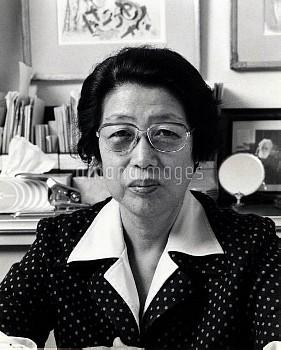 【要事前申請】1980年 地球科学研究者 猿橋勝子