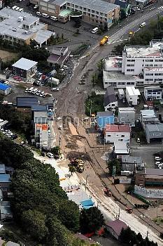 【要事前申請】空撮 北海道地震 札幌