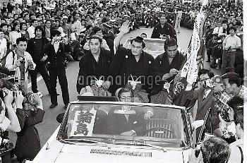 【要事前申請】1973年 大相撲夏場所 大関・輪島 優…