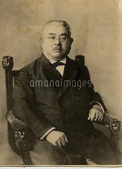 男爵 北里柴三郎/光栄の新男爵・北里柴三郎博士