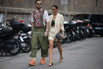 Blumarine  - Milan Streetstyle Spring Summer 2019