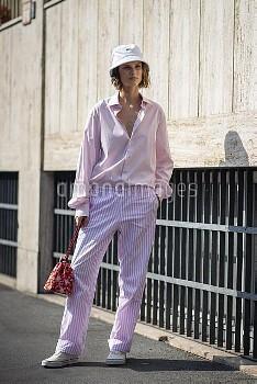 Etro  - Milan Streetstyle Spring Summer 2019