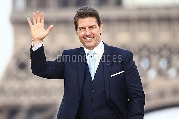 Tom Cruise at the 'Mission: Impossible - Fallout' World Premiere in Paris