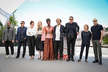 Jury Photocall - The 72nd Annual Cannes Film Festival