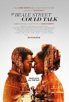 『ビール・ストリートの恋人たち』 If Beale Street Could Talk (2018)
