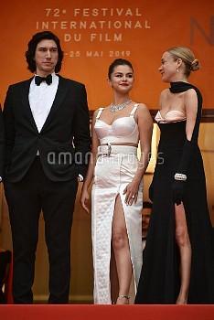 Adam Diver, Selena Gomez, Chloe Sevigny