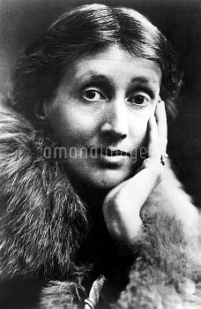 Virginia Woolf in an undated photo.