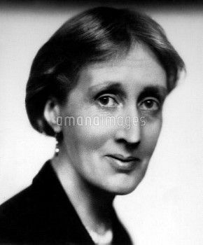 Virginia Woolf, British author, 1934