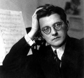 A JOURNEY OF DMITRY SHOSTAKOVICH, Dmitri Shostakovich in the 1940s, 2007