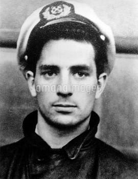 KEROUAC THE MOVIE, Jack Kerouac in the United States Merchant Marines, ca. 1940s. 1985 documentary