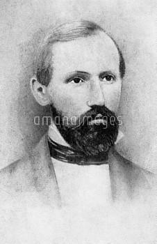 BERNHARD RIEMANN (1826-1866). Georg Friedrich Bernhard Riemann. German mathematician.
