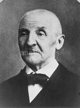 ANTON BRUCKNER (1824-1896). Austrian composer and organist.