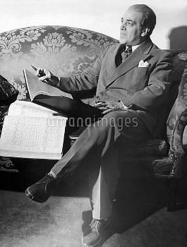 HEITOR VILLA-LOBOS (1887-1959). Brazilian composer.