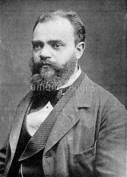 ANTONIN DVORAK (1841-1904). Czech composer.