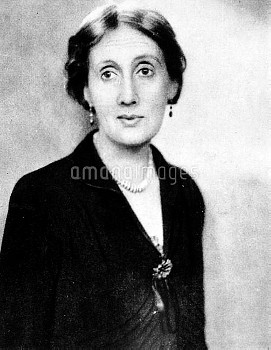 VIRGINIA WOOLF (1882-1941). English writer. Photographed in 1932.