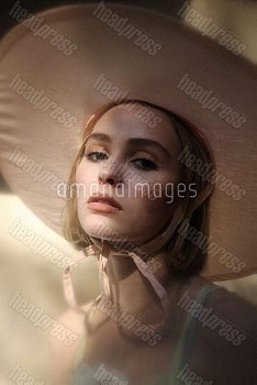 Lily-Rose Melody Depp by Headpress