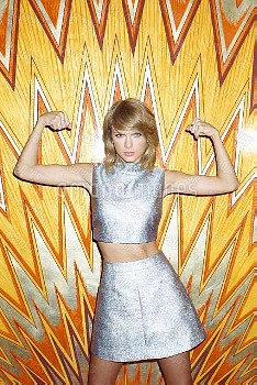 Taylor Swift by Headpress