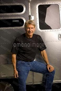 Harrison Ford by Headpress