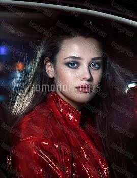 Katherine Langford by Headpress