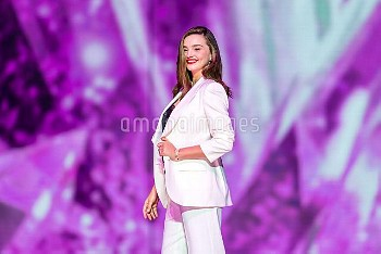 Miranda Kerr shine gala of Tmall 11.11 Global Shopping Festival 2018