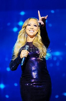 Mariah Carey shine gala of Tmall 11.11 Global Shopping Festival 2018