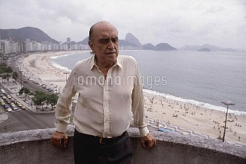 Brazilian architect Oscar Niemeyer turns 100.