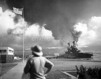 Pearl Harbor Raid, 7 December 1941