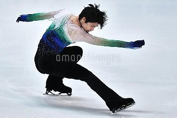 [フィギュアスケート] グランプリファイナル2016 マルセイユ 男子フリー 羽生結弦 Yuzuru Hanyu