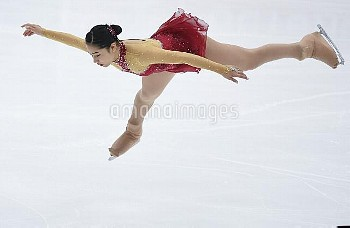 Russia Figure Skating Rostelecom Cup Ladies